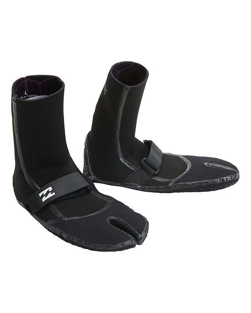 Billabong Mens 5mm Furnace Comp Boot (Split Toe)