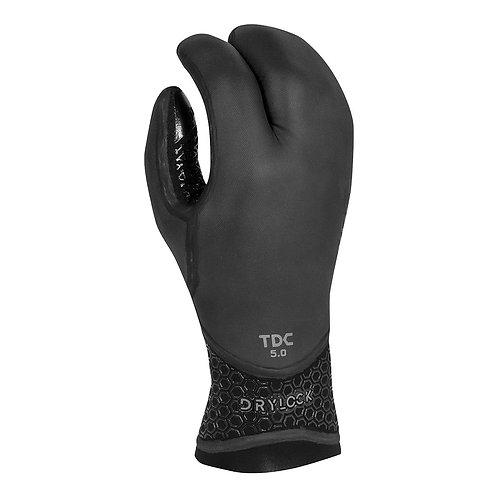 Xcel 5mm Drylock Texture Skin 3 Finger Glove