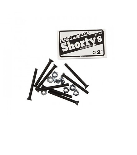 Shortys Skateboard Hardware 2.5""