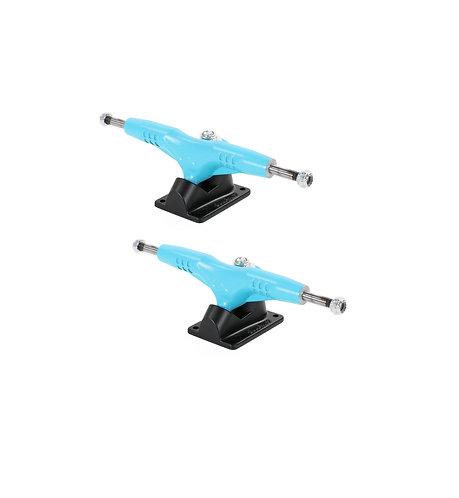 Gullwing Pro III Skateboard Trucks (Blue)