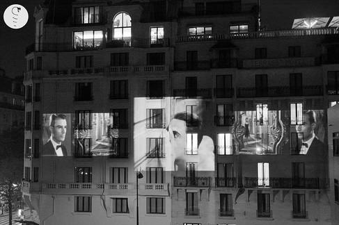 Terrass'' Hotel Montmartre Installation [ e – 33 ]