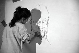 Un atelier d'expérimentations & de recherches live ouvert aux dessinateurs & étudiants d'écoles d'art.