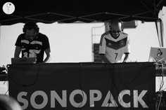 Sonopack Silent Party / Genève