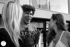 Conférence de presse sur le magazine Fashion Glam Couture Renaissance Paris Arc de Triomphe Hotel