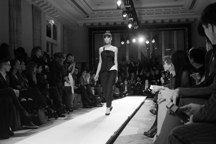 Fashion Show Midwest à l'hôtel The Peninsula