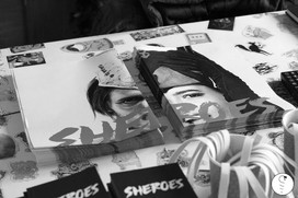 Sheroes Vernissage Rotolux ph gabriel otero © Paris 2016