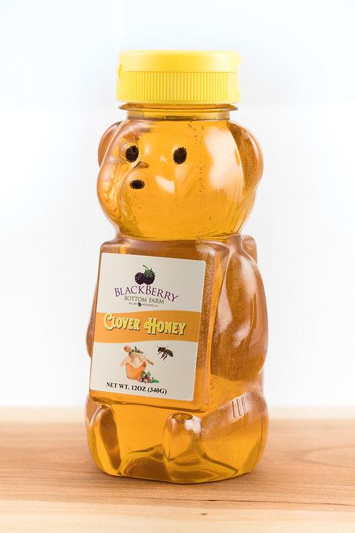 Clover Honey Bear