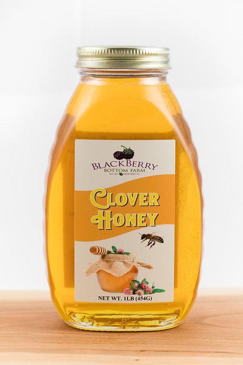 Clover Honey 1lb