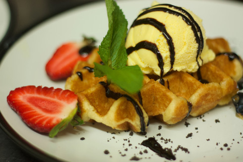 Waffle Delights
