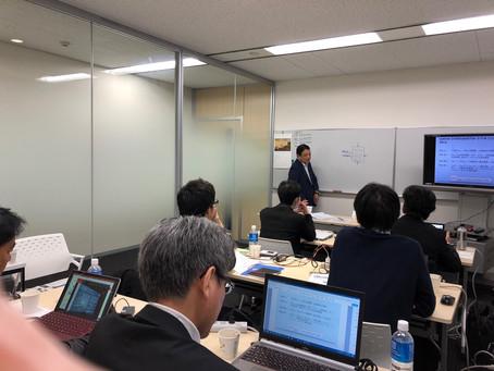 データセンター設計基礎(DCDA) & エネルギー効率(EEBP)クラス同時開講終了