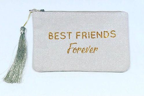 TOILET BAG  BEST FRIENDS FOREVER