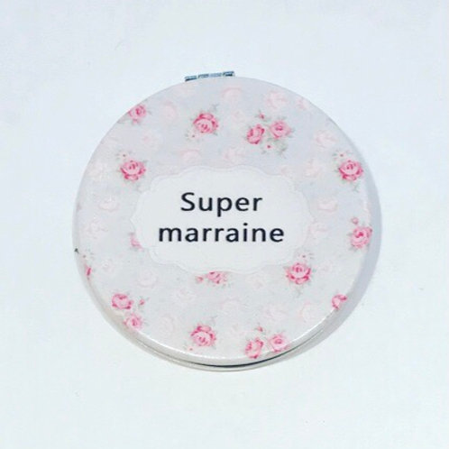 SMALL MIRROR SUPER MARRAINE