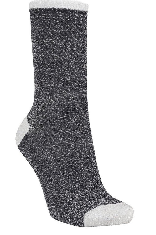DINA ANIMAL SOCKS GREY