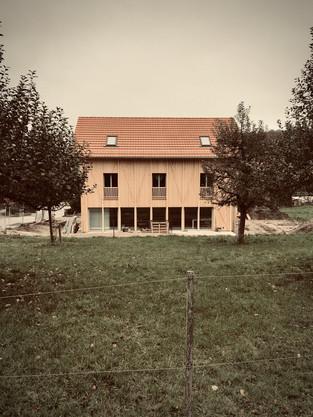 Haus Hettiswil