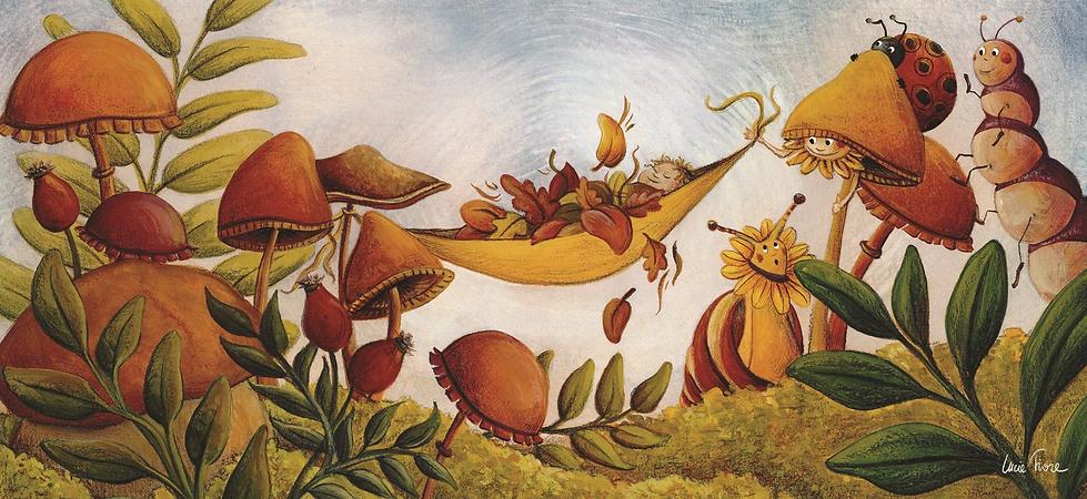 faire-part de naissance illustré Lucie Fiore Illustration