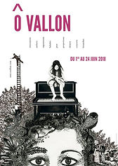 Lucie Fiore Illustration Marché des créatrices O Vallon Lausanne