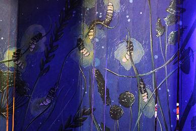 Lucie Fiore Illustration Pro Natura Exposition Nuit blanche chez les insectes