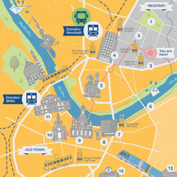 City Map Hostel Mondpalast 05