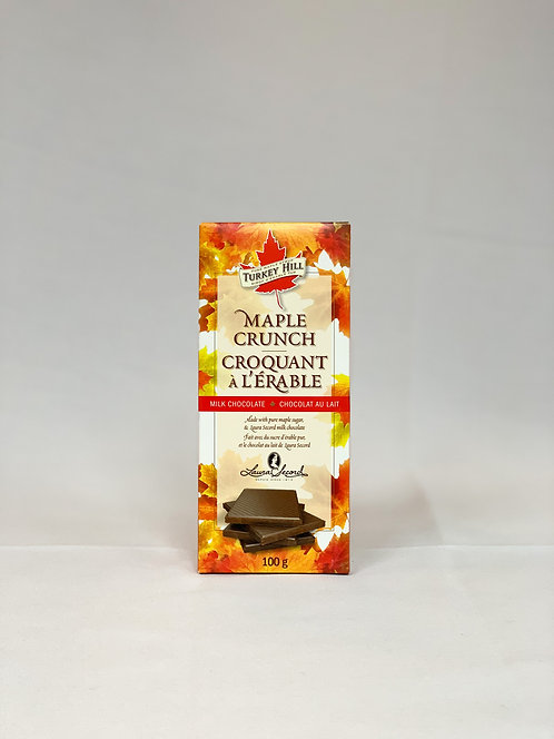 Maple Crunch Chocolate