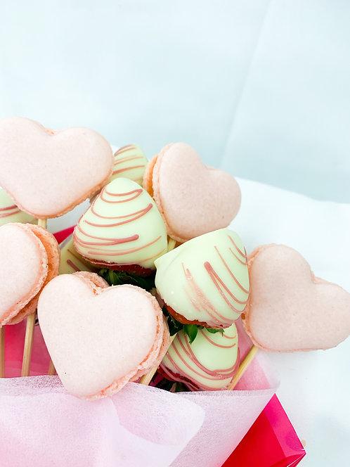 Valentine's Sweets Bouquet
