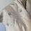 Thumbnail: White + Silver Snowflake Scarf