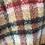 Thumbnail: Taupe + Red + Black Tartan Scarf