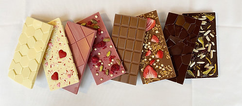 Build Your Own Chocolate Bar