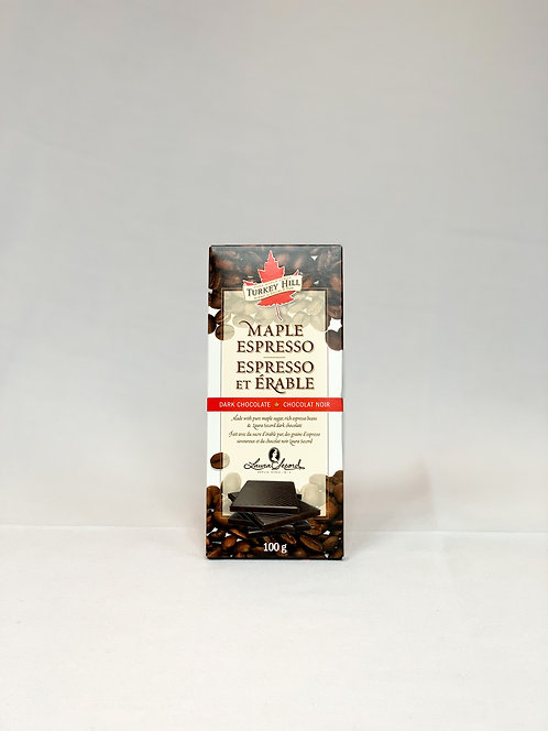 Maple Espresso Chocolate