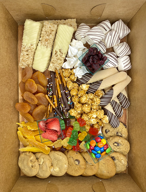 Candy Charcuterie Board