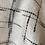 Thumbnail: White + Black Line Scarf
