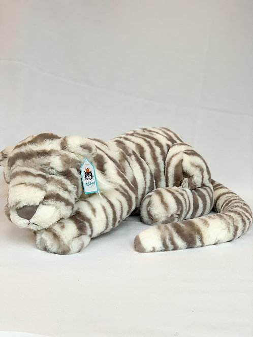 Large Snow Tiger