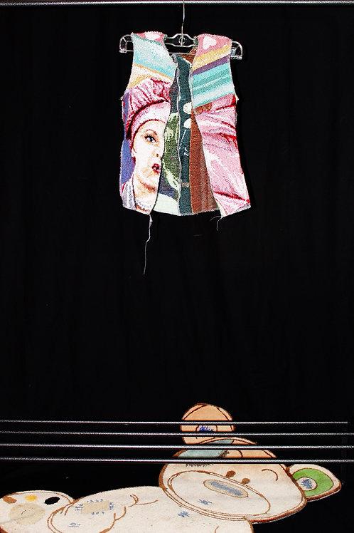 LUCY Lu Tapestry Vest