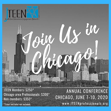 Join Us in Chicago - JTEEN Conference.pn