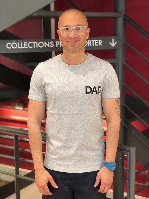 T-shirt DAD gris, RON DORFF