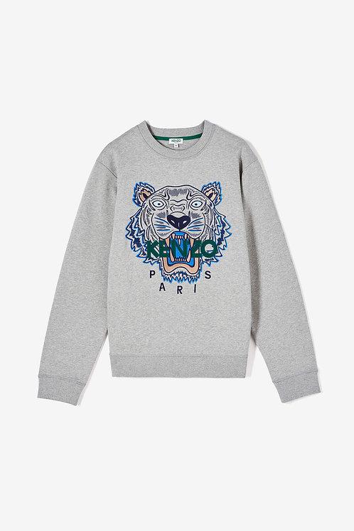 Sweatshirt Tigre gris, KENZO