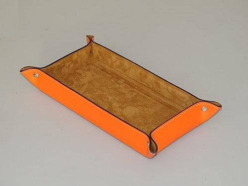 Vide poche rectangle orange, MIDIPY