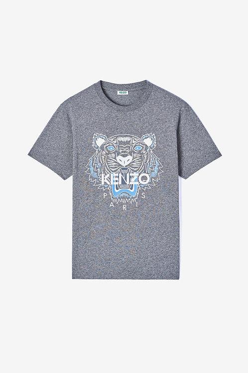 T-shirt Tigre gris, KENZO