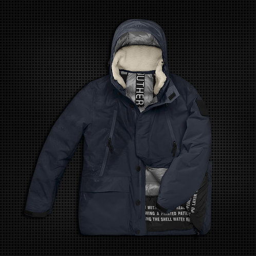 Veste 02M528-213 Blueberry H2O reactive, OUTHERE