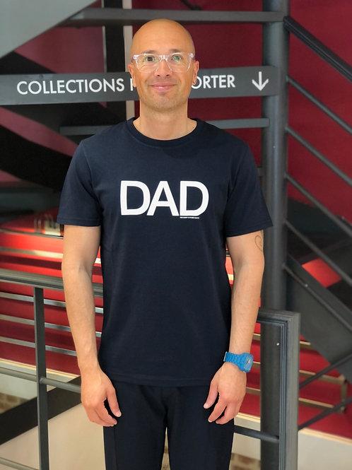 T-shirt DAD navy, RON DORFF