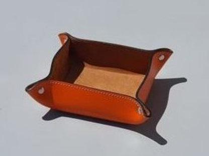 Vide poche carré orange, MIDIPY