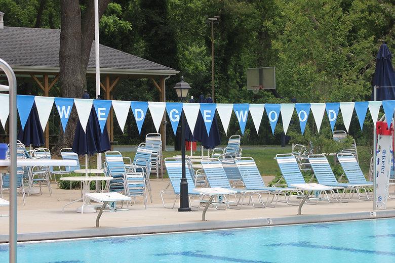 Pool Flags