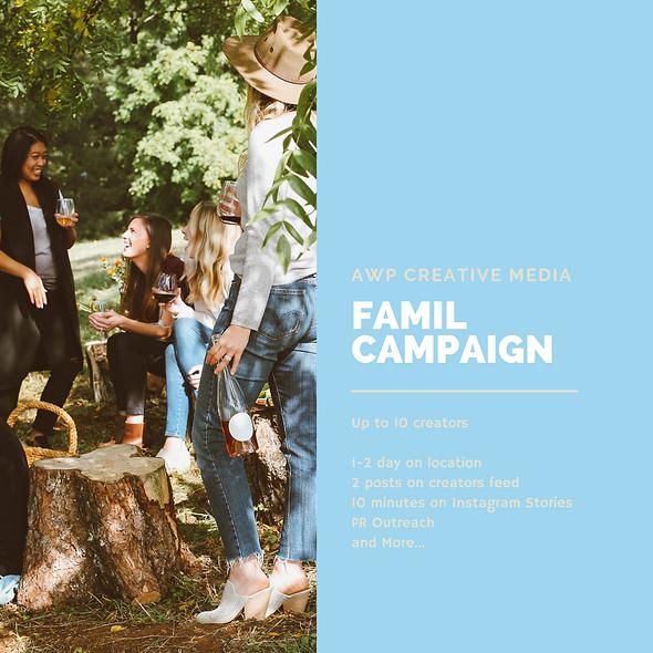 FAMIL Campaign