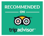 Tripadvisor badge for front page square.