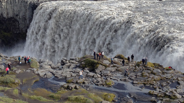 Private COMBO DAY: Lake Myvatn and Dettifoss