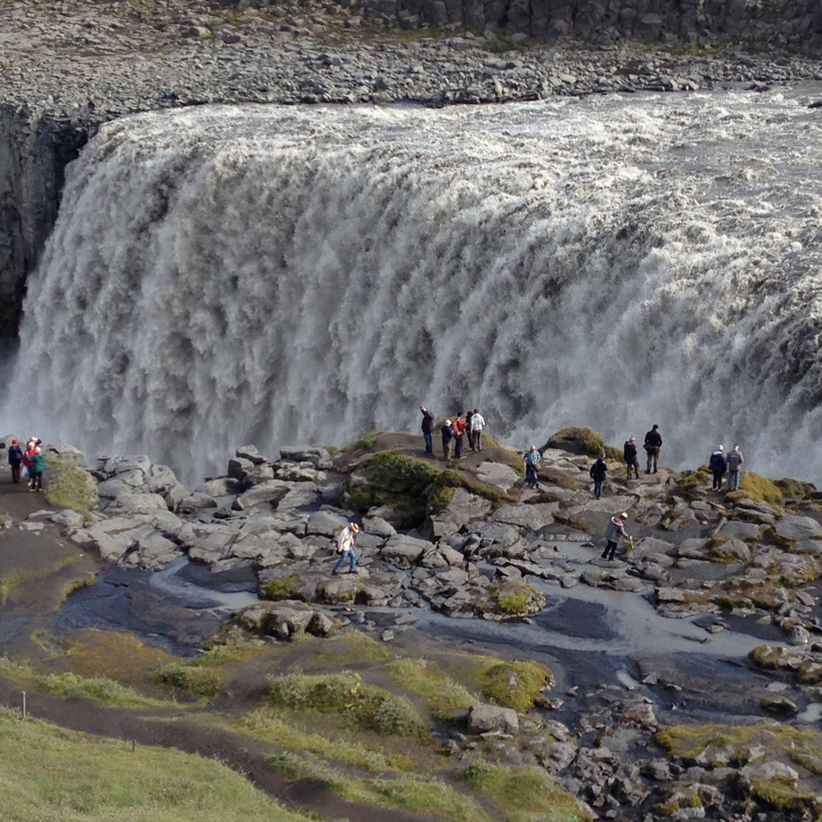 All-in-one: Lake Myvatn and Dettifoss Waterfall