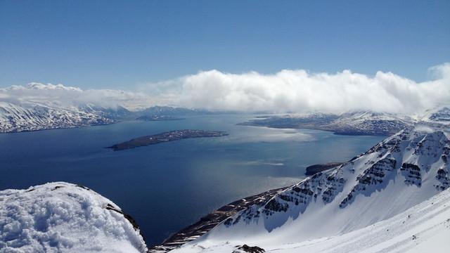 Artic Coastline and Culture