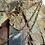 Thumbnail: FALLEN Agate Pendant Necklace