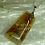 Thumbnail: CARAMEL CORN Agate Pendant