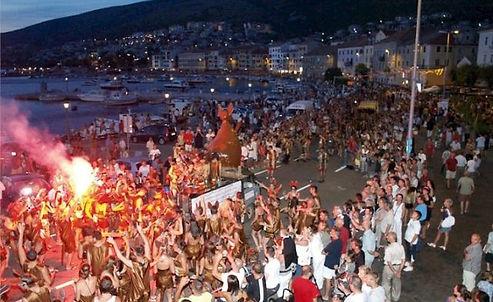 Senj summer carnival