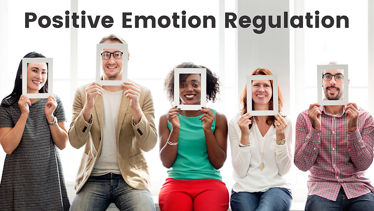 Positive Emotion Regulation